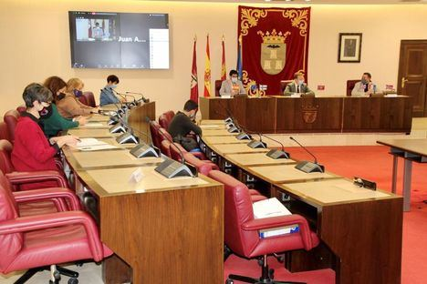 El alcalde de Albacete pide a los niños que participen en la vida pública de la ciudad: