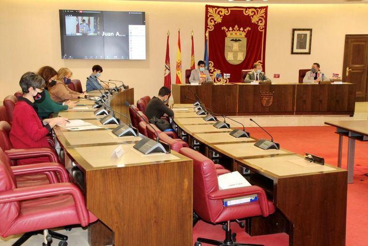 El alcalde de Albacete pide a los niños que participen en la vida pública de la ciudad: 'Tenéis que haceros oír'