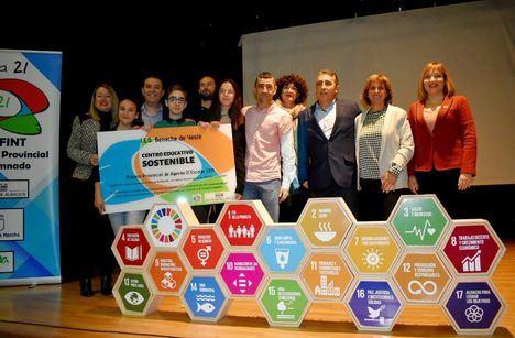 Seis Centros Educativos han logrado el Premio de Categoría I del programa Agenda 21 Escolar-Horizonte 2030 con el que la provincia de Albacete es referente