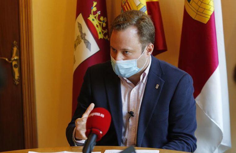 Vicente Casañ supedita el relevo en la Alcaldía de Albacete al cumplimiento del pacto: 'Si no, evidentemente, todo cambia'