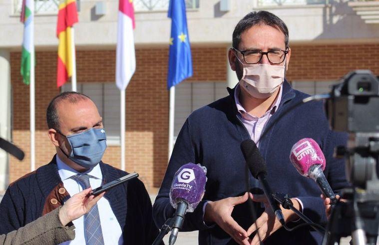 """Sergio Gutiérrez critica """"los silencios"""" de Paco Núñez ante García Egea sobre el agua para Castilla-La Mancha: """"Duelen"""""""