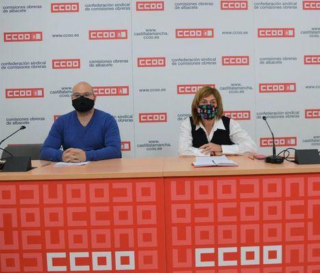 CCOO Albacete insta a la patronal a reactivar la negociación colectiva en la provincia pactando 'fórmulas imaginativas'
