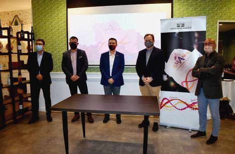 """El presidente de la Diputación de Albacete anima a la ciudadanía a """"apoyar los excelentes vinos, bodegas y profesionales con los cuenta el sector en la provincia"""""""