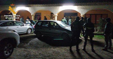 Sucesos.- Denunciados el dueño de un local y 26 personas que participaban en una fiesta nocturna en Albacete