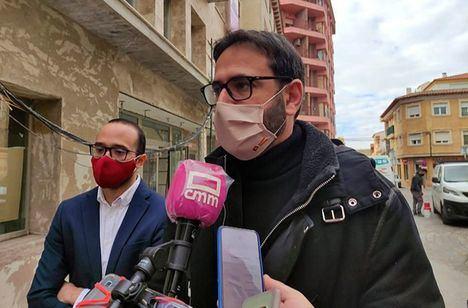 """Sergio Gutiérrez: """"No he visto a Paco Núñez pedir disculpas a nuestro sector agroalimentario por haber puesto el foco en la vendimia"""""""