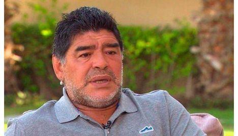 Fallece Maradona a los 60 años de edad tras un paro cardiorrespiratorio del que no se pudo recuperar