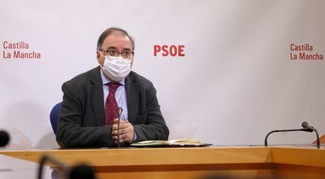 """Fernando Mora recalca que """"no se van a subir los impuestos"""" en Castilla-La Mancha y defiende un modelo de financiación justo"""