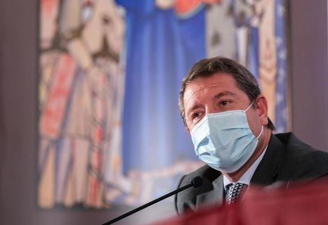 El presidente Emiliano García-Page, mejora de su estado de salud y retoma su agenda este miércoles en las provincias de Guadalajara y Ciudad Real