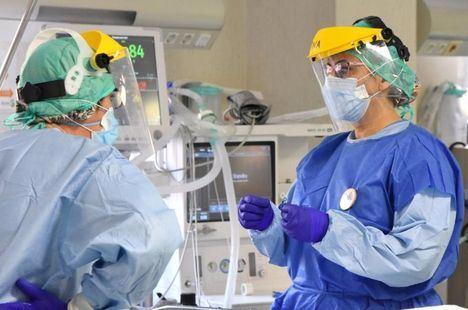 Coronavirus.- Vuelven a subir los nuevos casos en C-LM hasta 588, hay menos de 500 hospitalizados y se registran 13 muertes