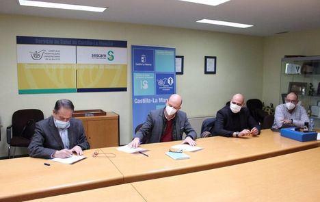 Luz verde al inicio de las obras de reforma y ampliación del Complejo Hospitalario Universitario de Albacete