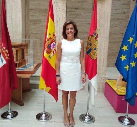 Rosario Velasco, concejala de Vox en Albacete, recuerda el Día de la Constitución