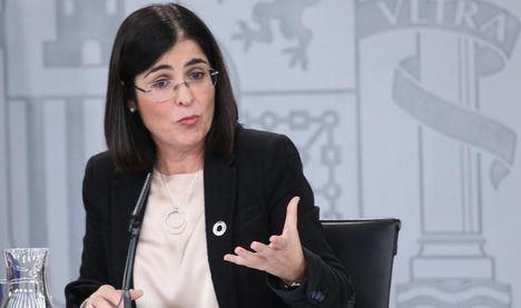 La ministra Carolina Darias se reúne este lunes con Page y visita zonas afectadas por temporales y catástrofes en la provincia de Albacete