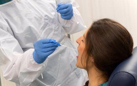 Coronavirus.- Castilla-La Mancha ha realizado 619.461 pruebas desde que comenzó la pandemia, 303,89 por cada mil habitantes