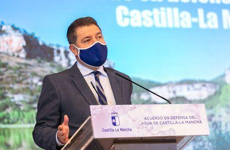 Agua.- Castilla-La Mancha rubrica su estrategia de defensa del agua y blinda postura común y discurso con medio centenar de entidades