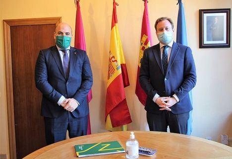 El Ayuntamiento Albacete y Eurocaja Rural firman préstamo a largo plazo para financiar inversiones del presupuesto de 2020