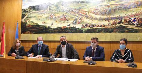 El Gobierno de Castilla-La Mancha cede las 35 'Casas de los Peones' al Ayuntamiento de Almansa para que las rehabilite