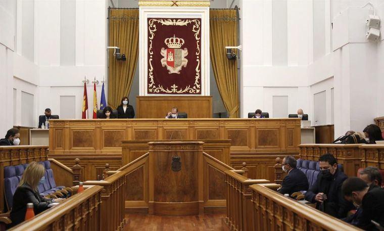 Pleno-. Las cuentas de Castilla-La Mancha para 2021, de 12.102 millones, salen con una mayoría más holgada tras otro pacto PSOE-Ciudadanos