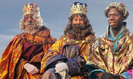 Sus Majestades los Reyes Magos aseguran su visita la noche del 5 de enero a todos los hogares de Albacete