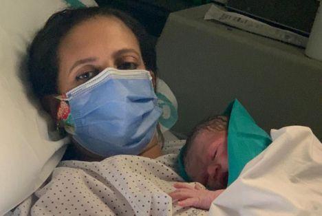 El primer bebé del año en Castilla-La Mancha se llama Adam y ha nacido en el Hospital de Hellín