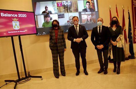 Más de 6.000 albaceteños fueron atendidos por el Ayuntamiento para cubrir sus necesidades básicas en 2020