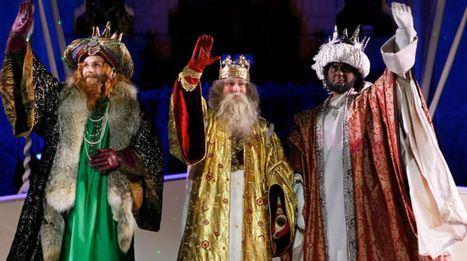 Los Reyes Magos, Melchor, Gaspar y Baltasar estarán este día 5 en Albacete