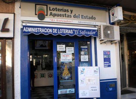 La Administración 'El Salvador' de La Roda, 'muy contenta' de poder repartir parte del tercer premio de 'El Niño'