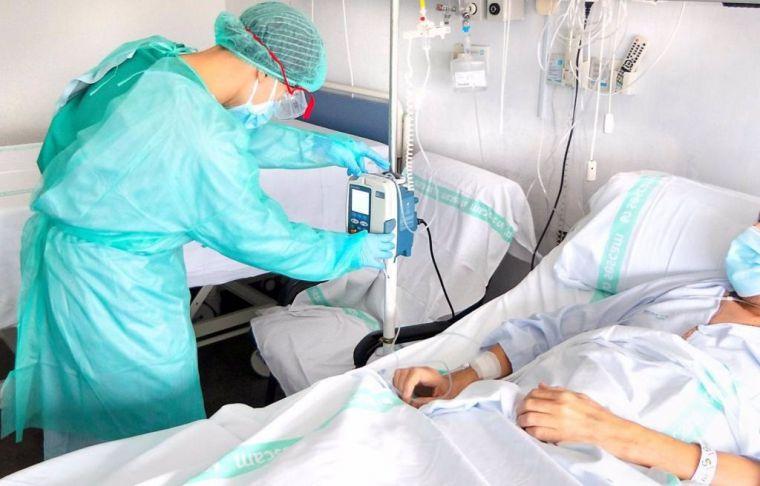 Coronavirus.- El número de contagios en Castilla-La Mancha se sigue incrementando con 1.541 casos pero el de muertes se mantiene estable