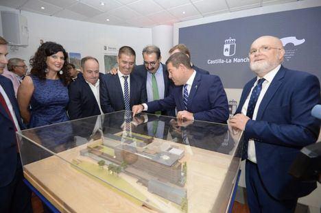 Si la nieve lo permite, García-Page presenta la ampliación del Complejo Hospitalario Universitario de Albacete