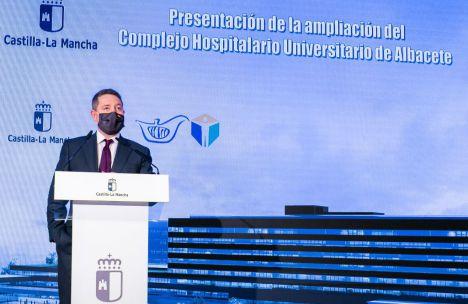 La Fase final de las obras del Hospital de Albacete acabará en 50 meses y supondrá 300 profesionales sanitarios más