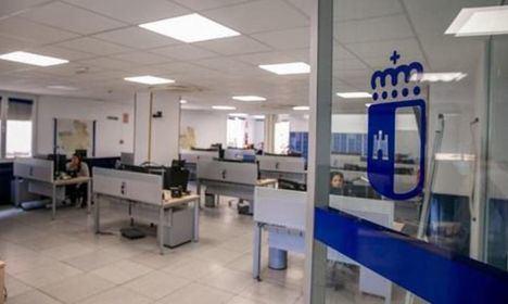 Temporal.- Los empleados públicos de Castilla-La Mancha que no puedan ir a sus centros de trabajo el lunes y martes podrán teletrabajar