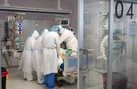 Coronavirus.- Castilla-La Mancha notifica 4.185 nuevos casos durante el fin de semana e incrementa la incidencia acumulada a 556 casos