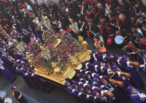 Hellín suspende por segundo año consecutivo sus tamboradas y procesiones de Semana Santa