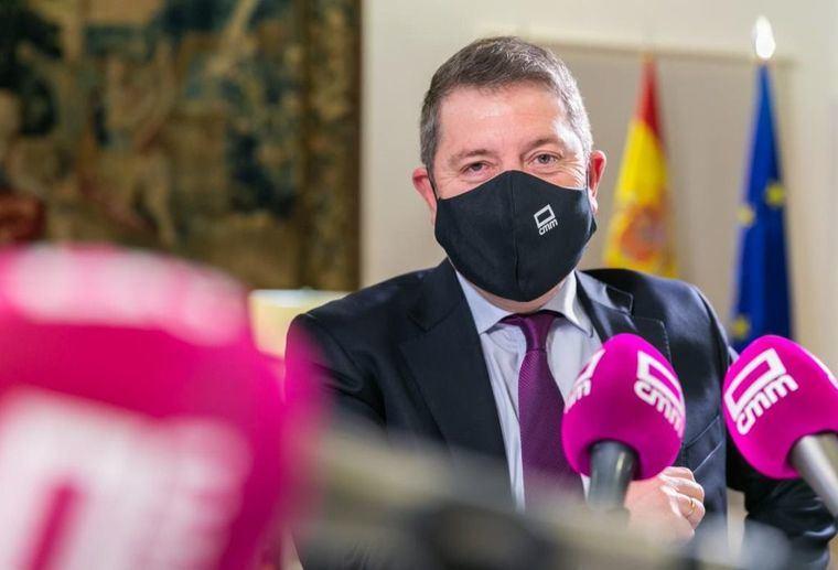 Page anuncia un segundo plan de ayudas al empresariado dotado con 65 millones de euros para afrontar las consecuencias del Covid