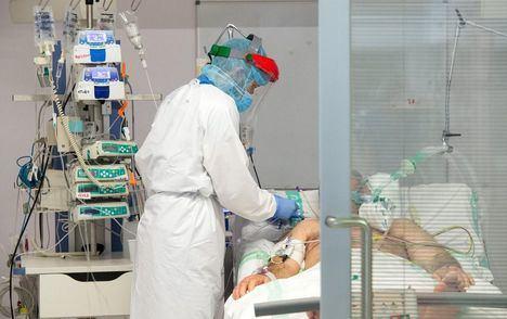 Coronavirus.- Los nuevos contagios se siguen incrementando en Castilla-La Mancha hasta los 2.656. Ciudad Real 852, 796 Toledo, Albacete 434, Guadalajara 369 y Cuenca 205