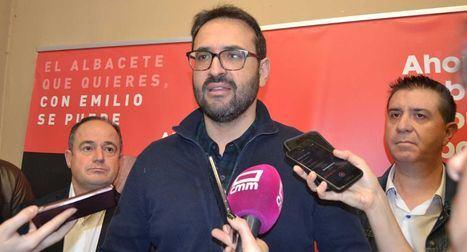 Foto: Sergio Gutiérrez en Albacete. (archivo)