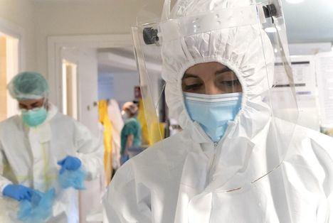 Coronavirus.- Vuelven a aumentar los nuevos casos en Castilla-La Mancha hasta los 2.194 así como la cifra de fallecidos, que asciende a 36