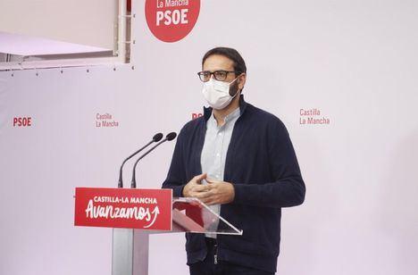 El PSOE lamenta que el PP de Castilla-La Mancha utilice 'hasta la esperanza' de la vacuna para 'confrontar en política'