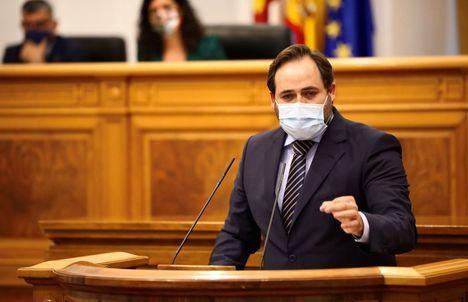Paco Núñez propone la realización de test masivos, intensificar el plan de vacunación y la apertura urgente del nuevo Hospital de Toledo