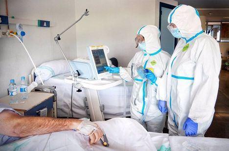 Coronavirus.- Los nuevos casos siguen subiendo en Castilla-La Mancha con 2.841 y los fallecimientos también se disparan con 40