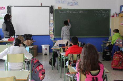 La Junta propondrá que los días lectivos perdidos por 'Filomena' se recuperen en la Semana Blanca y al final del curso