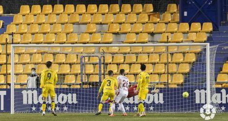 1-2. Importantísimo triunfo del Albacete Balompié en Alcorcón