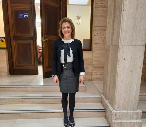 El Pleno del Ayuntamiento de Albacete ha aprobado por unanimidad la moción que presento la portavoz de Vox, Rosario Velasco