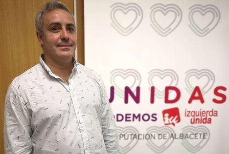 Unidas Podemos IU pide aclarar lo sucedido con la vacunación en San Vicente y la UME