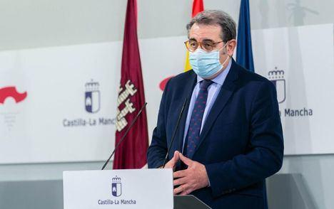 Coronavirus.- Castilla-La Mancha se encuentra en una 'meseta a la baja' de nuevos casos y vaticina que los datos mejorarán 'lentamente'