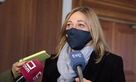 Carmen Picazo exige a Paco Núñez que 'pida perdón de una vez por la corrupción de su partido'