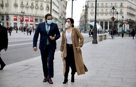 Paco Núñez pide a Page la apertura inmediata de la hostelería Castilla-La Mancha siguiendo el modelo Ayuso, tras reunirse con ella en Madrid