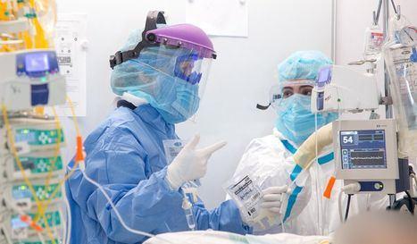 Coronavirus.- Quinta jornada con descenso de hospitalizados en Castilla-La Mancha, bajan nuevos casos y UCIS y fallecimientos apenas