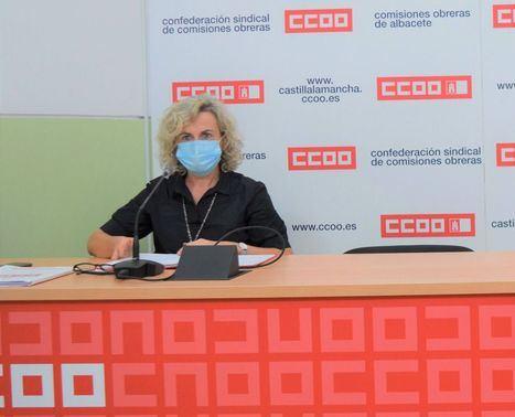 CCOO comparte el expediente abierto para depurar posibles errores de vacunación en 2 residencias de Diputación de Albacete