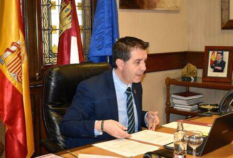 Unanimidad para aprobar los presupuestos de la Diputación de Albacete, que contarán con 120 millones de euros