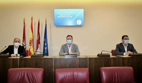 El Ayuntamiento de Albacete compromete el mayor esfuerzo inversor en instalaciones deportivas de la última década